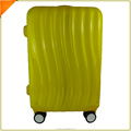 2017 Hot Demand Carry-on ABS/ PC travelling Luggage With Aluminum Alloy Trolley