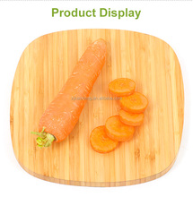 Home Needed Kitchen Thick Thick Bamboo Cutting Boards/Square Chopping Board