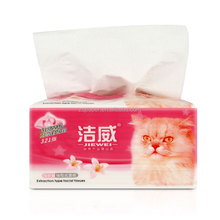 Soft Feeling Face Cleaning Facial Tissue