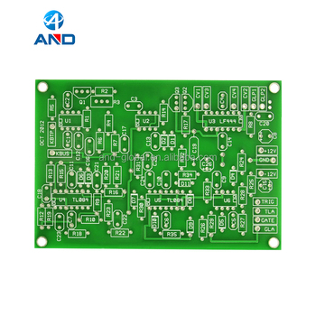 alarm circuit board pcb design manufacture, assembly