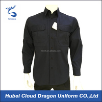 2016 Male Security Guard Uniforms Military Clothing Factories In China