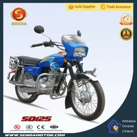 Custom Made Excellent Material Street Motorcycles in China SD125