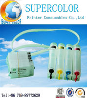 From supercolor new product CISS for HP officejet Pro 6100 6600 6700 printer bulk ink system 932 ink tank