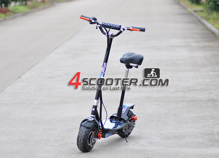 2017 new model high power sagway electric scooter