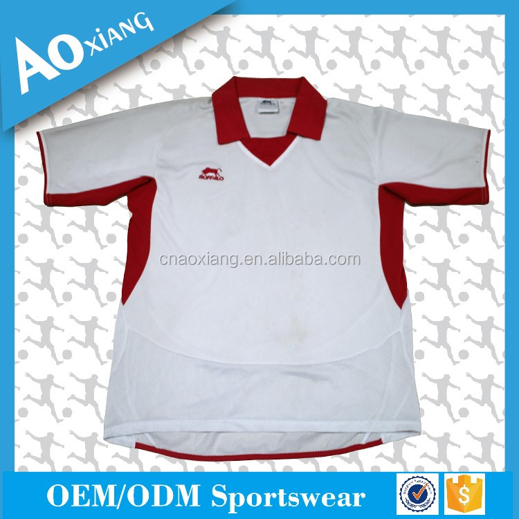 white combine any color wonderful embroidery logo polo tshirt for sporty