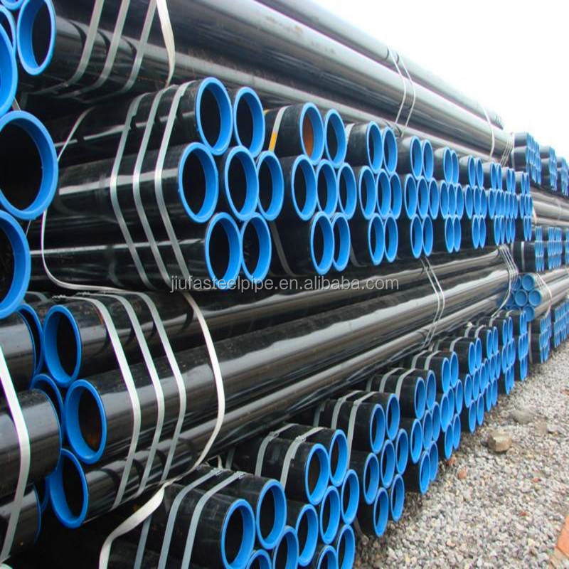 China carbon seamless steel pipes din 17175/ st 35.8 standard