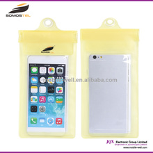 [Somostel] For Iphone 6 Samsung 9500 Mobile Phone PVC Waterproof Bag