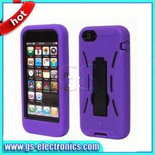 Custom Made Heavy Duty Silicone Cell Phone Case