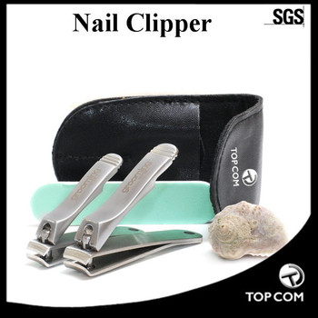 high end professional safe home carbon steel nail clipper