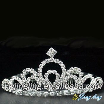rhinestonetiara pageant crowns