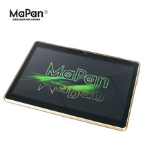 Tablet PC MaPan F10B 3G 10.1 Inch IPS HD Built in 16 GB Two Cameras Android 6.0 large screen