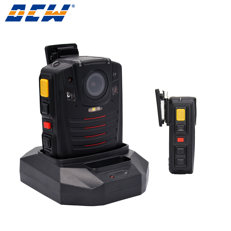 IP 66 infrared 4G wifi police CCTV body worn camera live streaming gps body camera
