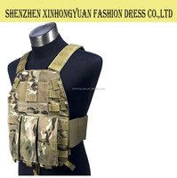 fashion design tactical body armor carrier/military molle vest
