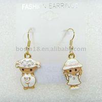 cute charm earring jewelry
