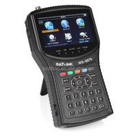 DIHAO WS-6979 DVB-S2 & DVB-T2 , 4.3 Inch HD Combo Digital Satellite Finder Spectrum Meter Analyzer