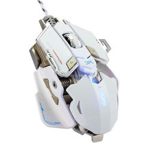 10d optical 7 color backlight transformers gaming mouse macro function professional gamers gaming mouse