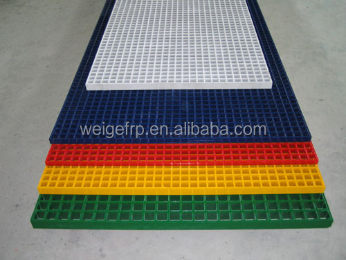 We supply high strength FRP GRP Floor Grating