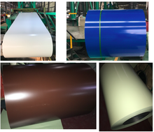 china high quality color coated aluminum roofing sheet