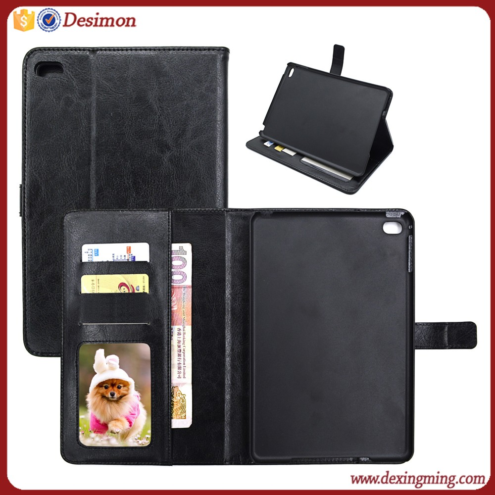 Book design for ipad case personalized, carry case handle for ipad