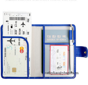 2015 passport holder/passport cover/travel passport wallet
