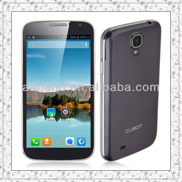 5.0 Inch QHD Screen Cubot P9 Smart phone Android 4.2 MTK6572W Dual Core 3G GPS WiFi
