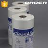 Excellent Oil and Water Absorption Small Roll Wiping Rags