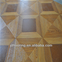 12mm high quality pink laminate flooring