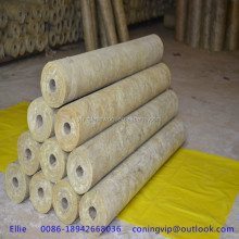 Fireproof rock wool pipe cover Insulation Materials for Steam Distribution System