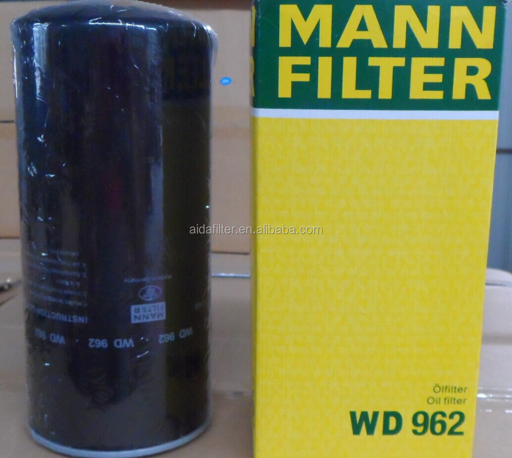 hot sell W712/4 MANN compressor oil Filters, compressor oil filters