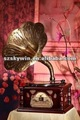 gramophone USB turntable player, radio , Cassette player,