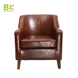 European Style Modern Home Furniture Style Fabric Leather Sofa