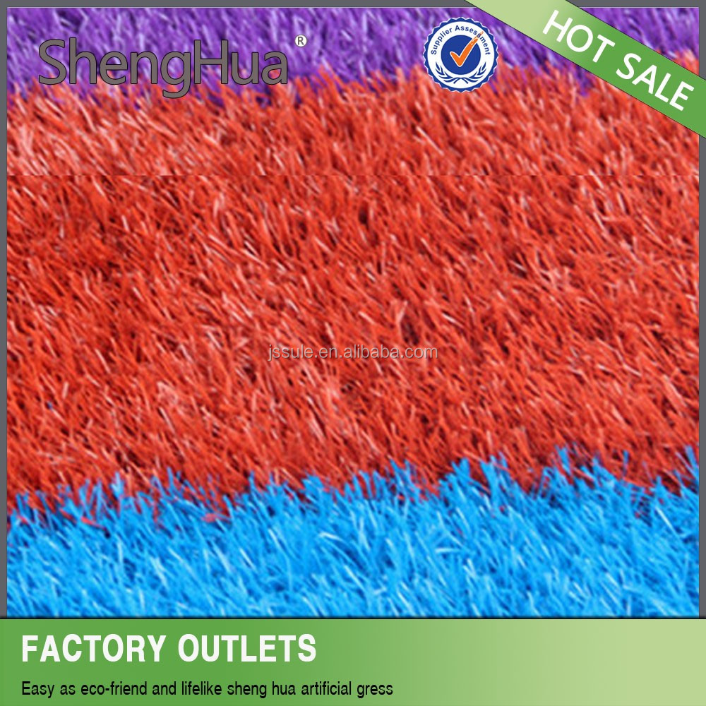 Futsal artificial grass uv resistant,outdoor soccer synthetic grass