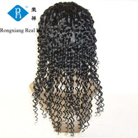 Cheap wholesale factory price 100% human hair wig making supplies