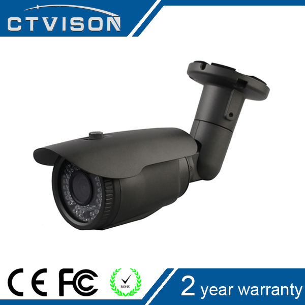 "1/3"" ccd 700tvl bullet camera 36pcs IR LEDs Waterproof Outdoor"