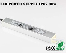 30w AC90-130V/170-250V 110v ac 24v dc transformer gm supply power