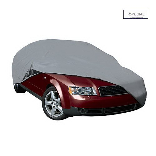 Full-size dust snow waterproof universal portable car cover