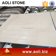 Own Quarry Aoli Royal Botticino Marble Slab Crema Marfil Beige Marble Slab