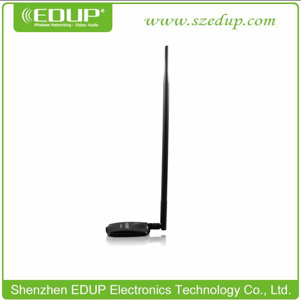 High Power Beini Ralink 3070 USB WiFi Adapter with 9dBi WiFi Antenna