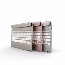 Energy Saving bluetooth keyboard Sleep Patterns can use USB cable for iPad Air 2/iPad Pro