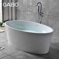 Alibaba China Popular Short Bathtub GBZ-8617