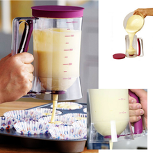 900 ml baking tools Muffin cakes Cream Cupcakes Pancakes Cookie Pancake Batter Dispenser