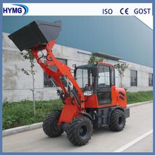 hy08 mini tractor with front end loader with Perkins engine