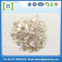 Muscovite white transparent mica sheet