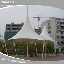 Aluminum pagoda tent for party