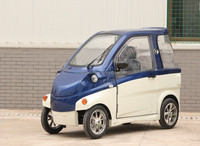 60V Motor 2 Person/Seat Chinese Mini Electric Vehicle/Car