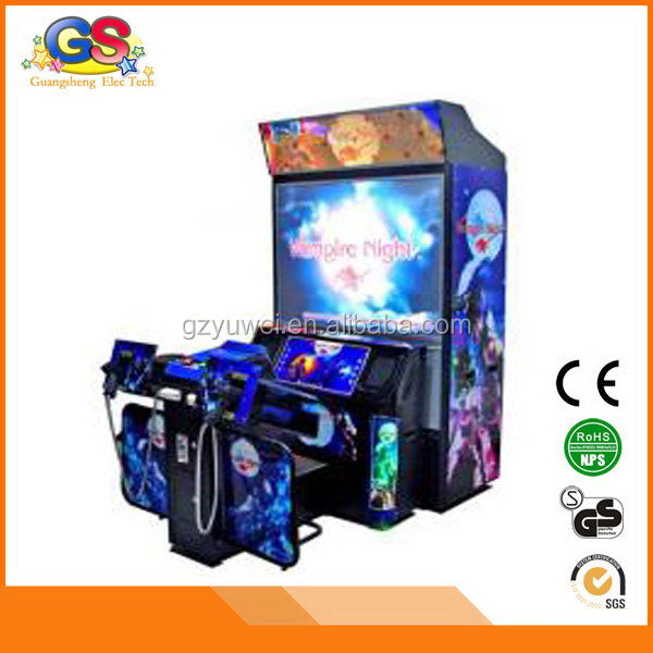 Hot sale creative game machines sub machine gun