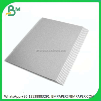 2015 China Hot Sale Recycled Laminated GreyBoard / Grey cardboard For Book Binding