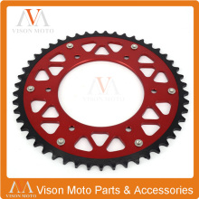 52T REAR SPROCKETS FOR HUSQVARNA TC TE FC FE RACING MOTOCYCLE RED