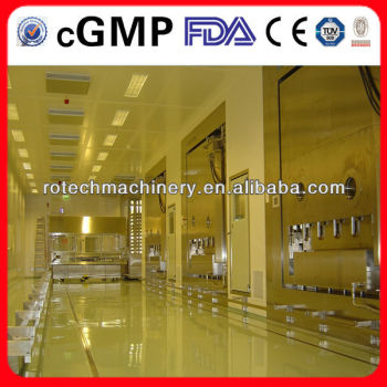 freeze dryer machinery (US FDA&EU cGMP Approved)