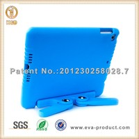 New design whth kickstand shockproof case cover for ipad air 2 for kids